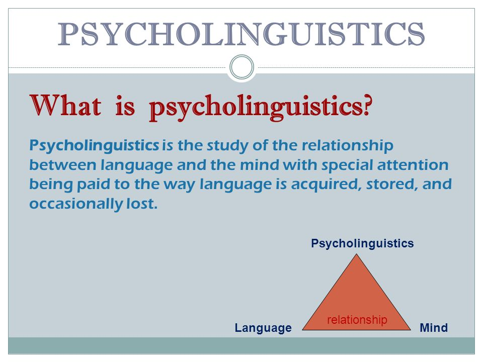 Language Is A System Of Symbols And Rules That Constitute The Method