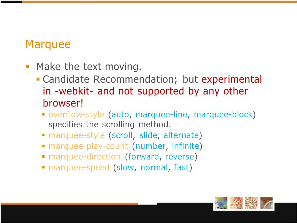 Web Development Basics Lecture 5 – CSS 3  Introduction  Early