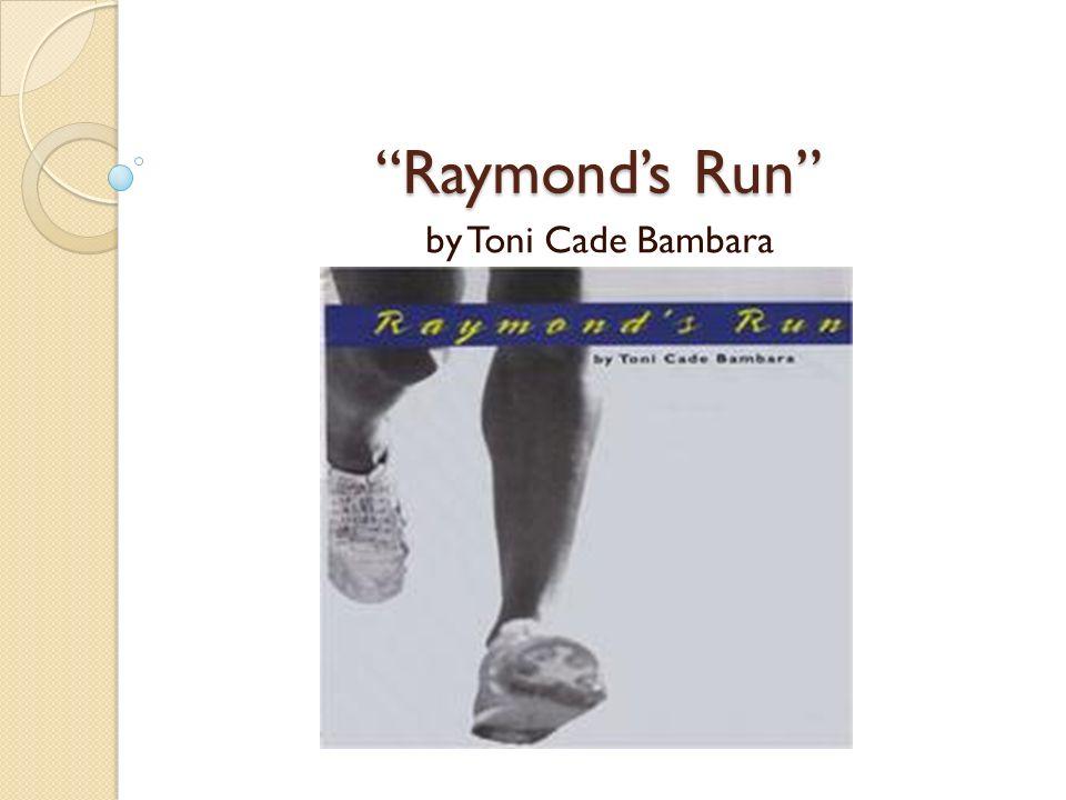 raymonds run by toni cade bambara