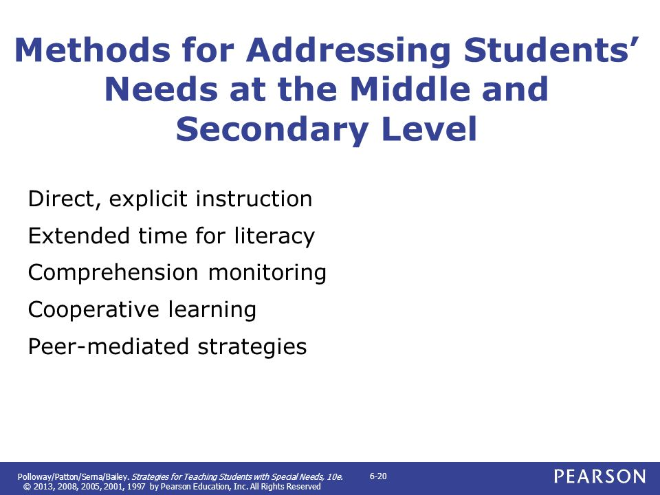 Chapter 6 Reading Comprehension Strategies For Teaching Learners