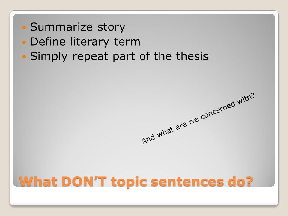 reiterate in a sentence