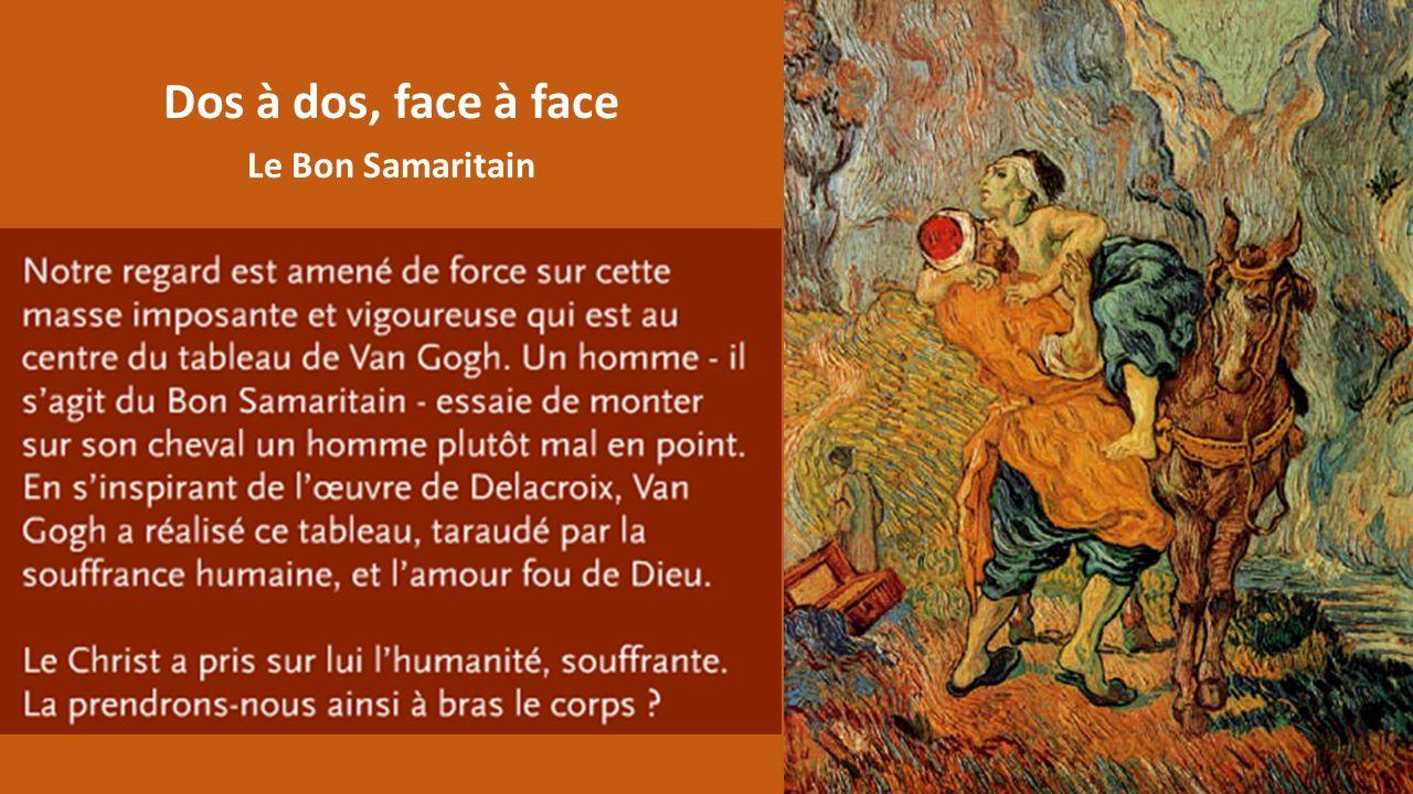 Le Bon Samaritain Van Gogh D Apres Delacroix Peinture A Huile 73x60cm Saint Remy De Provence Mai Ppt Download