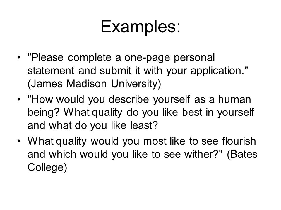 How To Write An Essay In High School  Example Thesis Statement Essay also Science Essays The College Essay Important Information Three Types Of  English Sample Essay