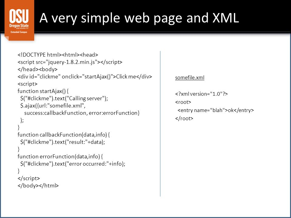 JQUERY AND AJAX - ppt download