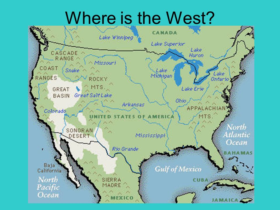 Westward Expansion Impact On Native Americans Objectives Compare - Map-of-us-during-westward-expansion