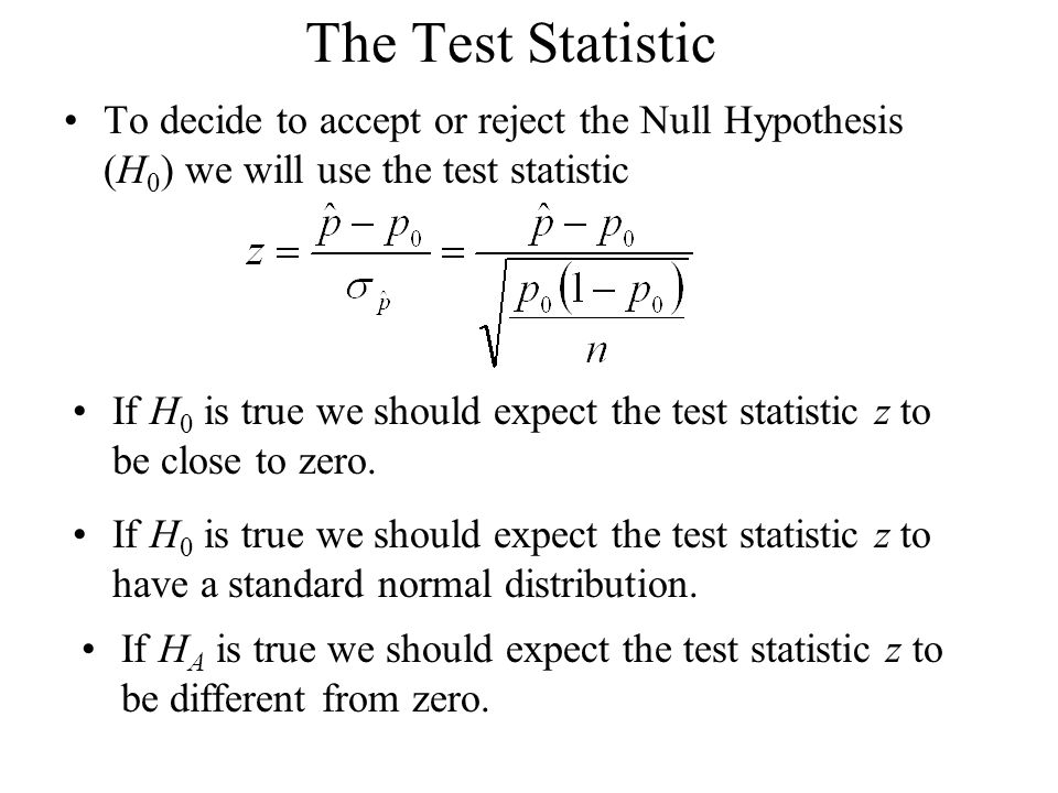 acceptance or rejection of the null hypothesis economics essay Of rejecting the null hypothesis when it is actually true the test statistic the test statistic is a value, determined from sample information, used to the decision rule acceptance and rejection regions a decision rule is simply a statement of the conditions under which the null hypothesis is accepted or.