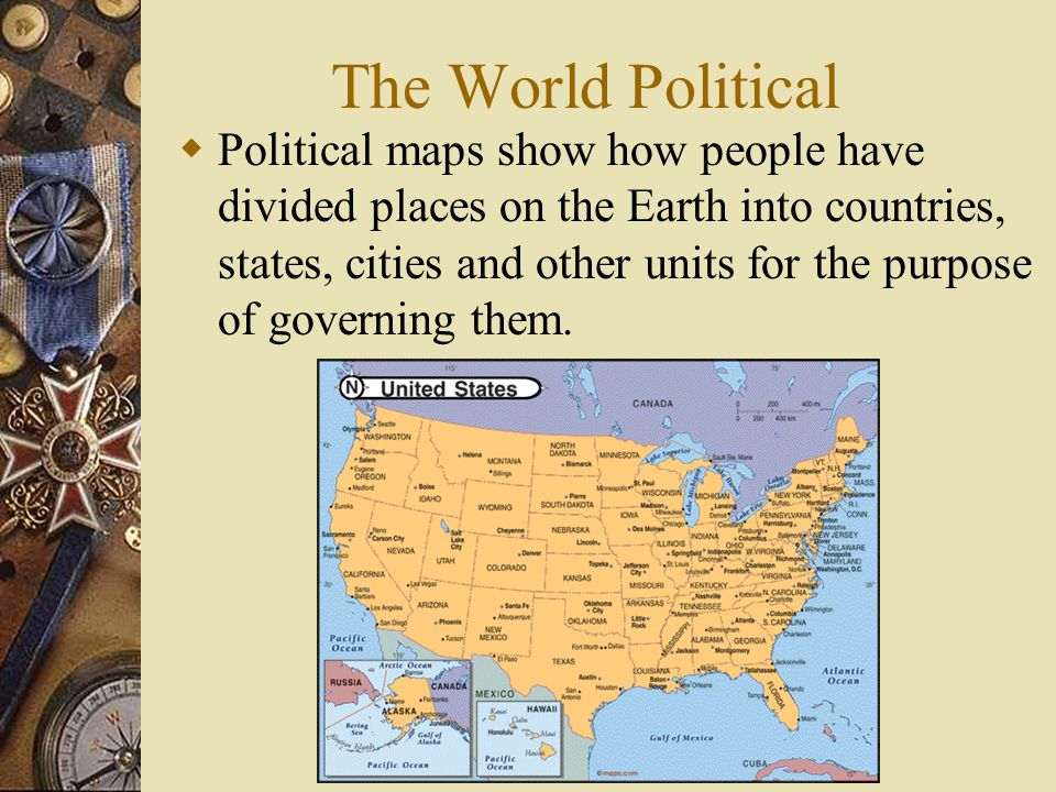 Maps 3 Types Of Maps Physical Political Special Purpose