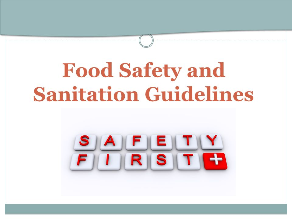 Excellent Food Safety And Sanitation Guidelines Do Now Copyright Home Interior And Landscaping Dextoversignezvosmurscom