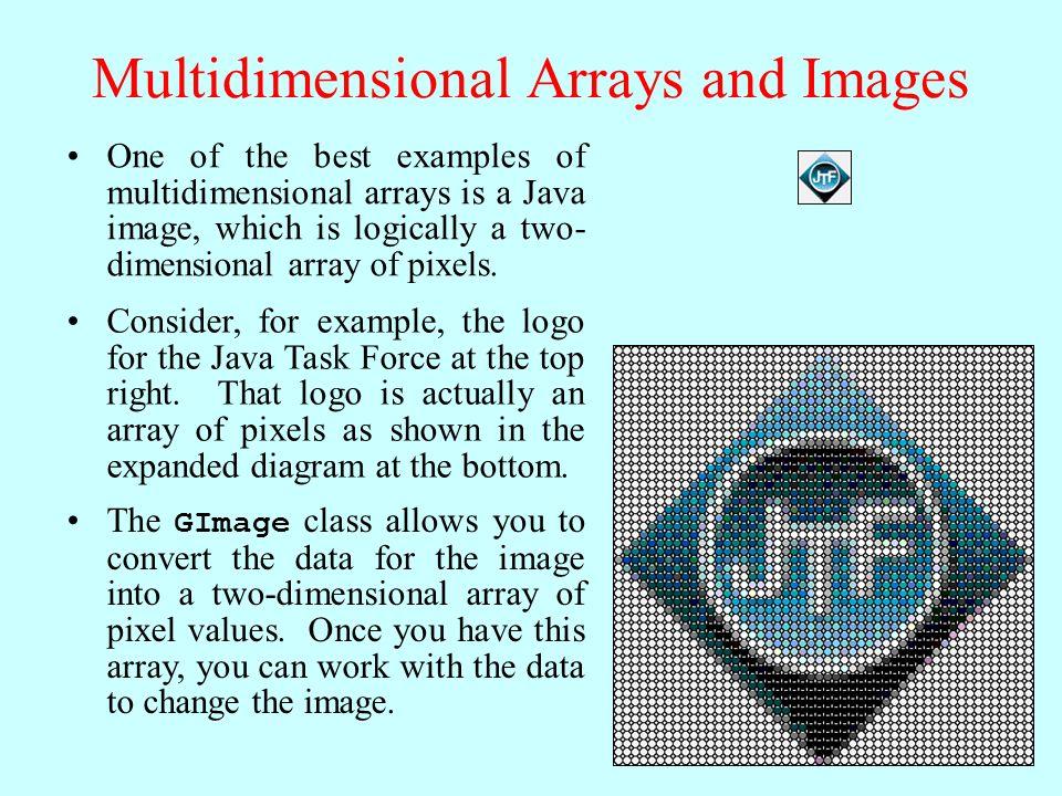 Multidimensional Arrays Eric Roberts CS 106A February 17