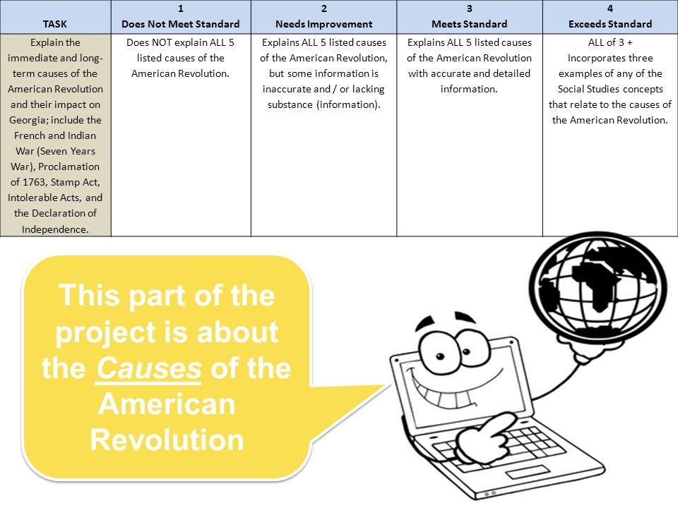 social impact of american revolution