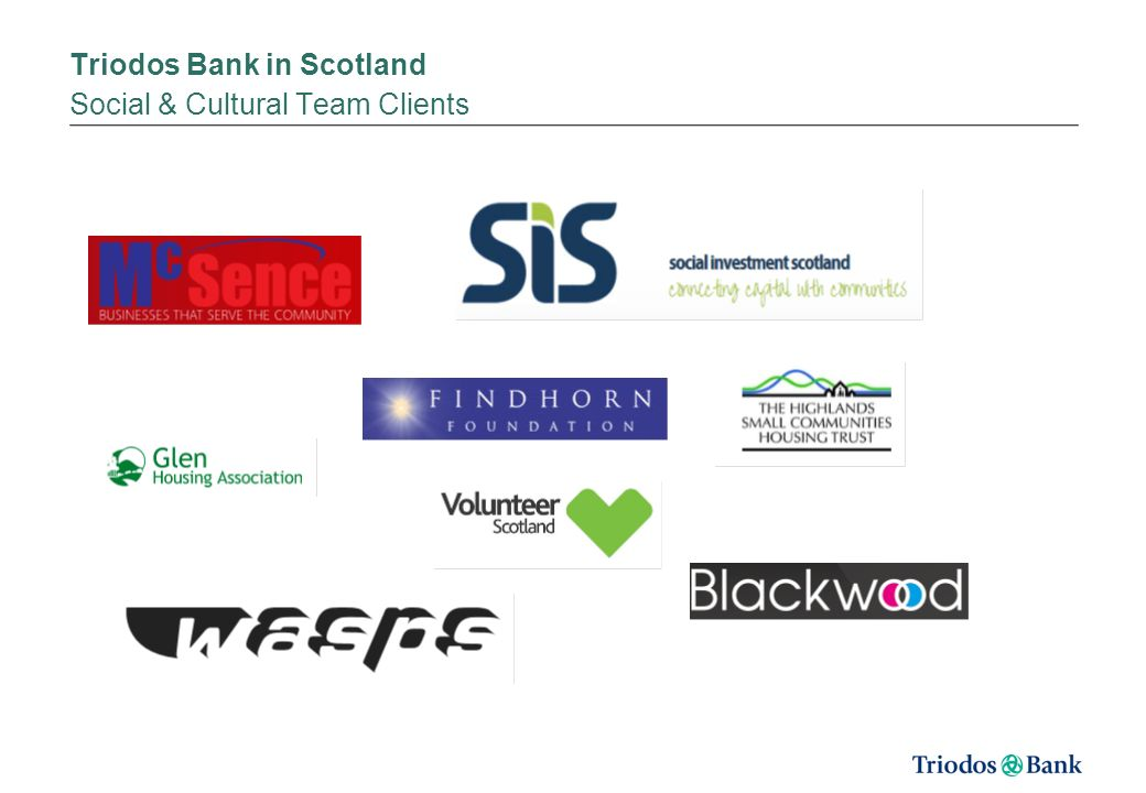 Rural Housing Scotland Conference February 2016 Finance For