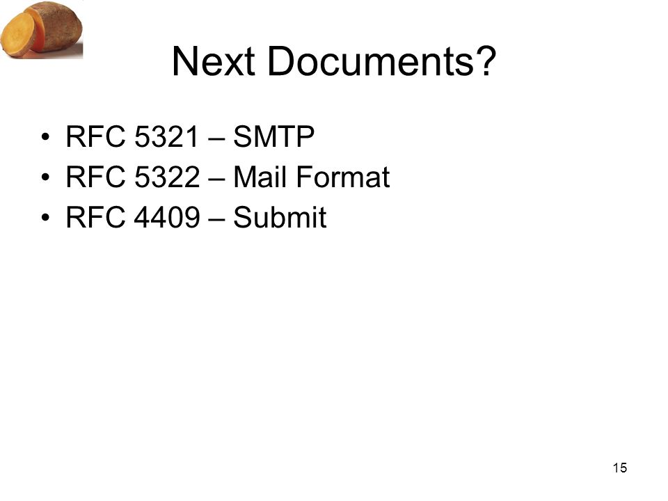 1 Yet Another Mail Working Group IETF 76 November 11, ppt