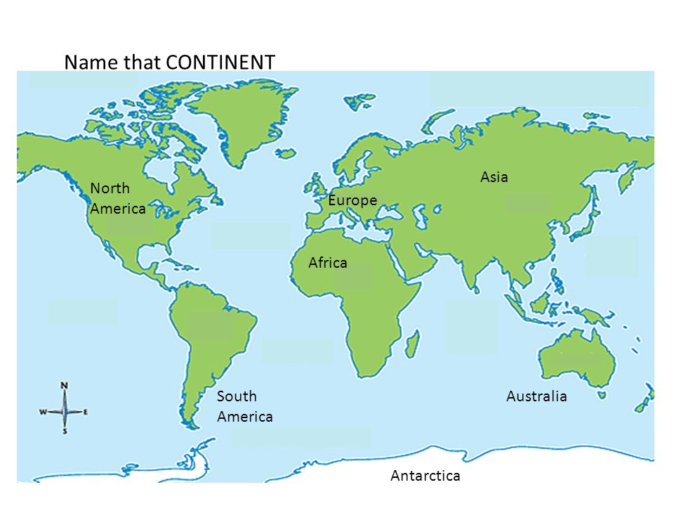 World Physical Features Continents Oceans Mountains Deserts ...