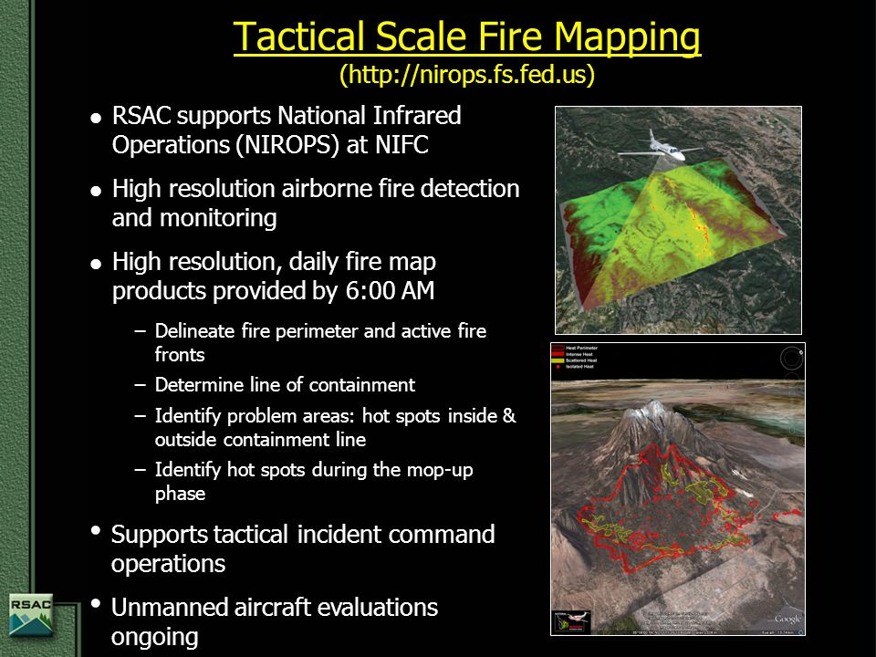 Usda Forest Service Remote Sensing Applications Center Fsweb Www