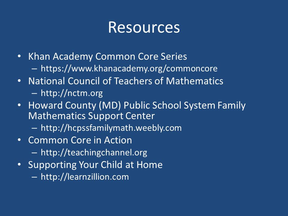 The New Illinois Learning Standards & Assessments: What