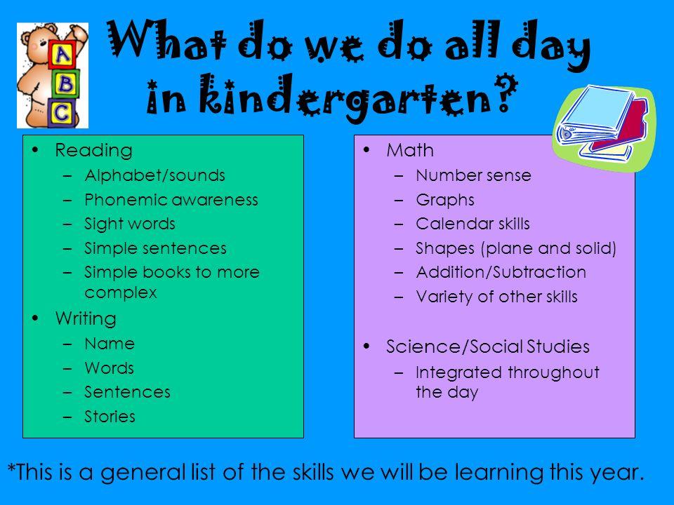 Welcome to Lord Elgin Kindergarten Orientation! Agenda 9:00 ...