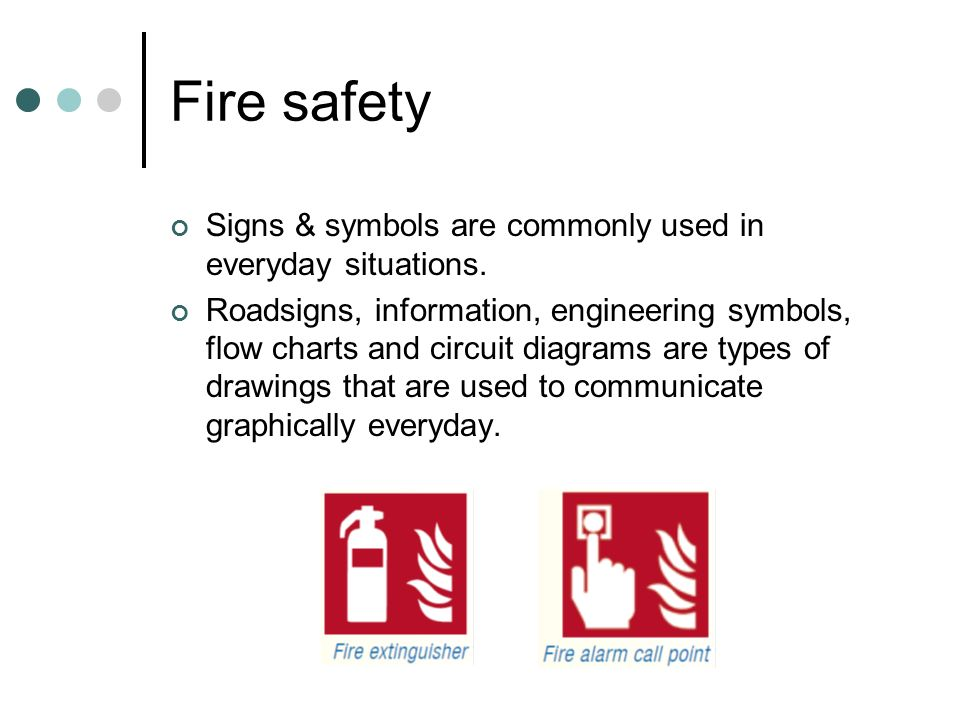 National 45 Graphic Communication Signs Symbols Dimensioning
