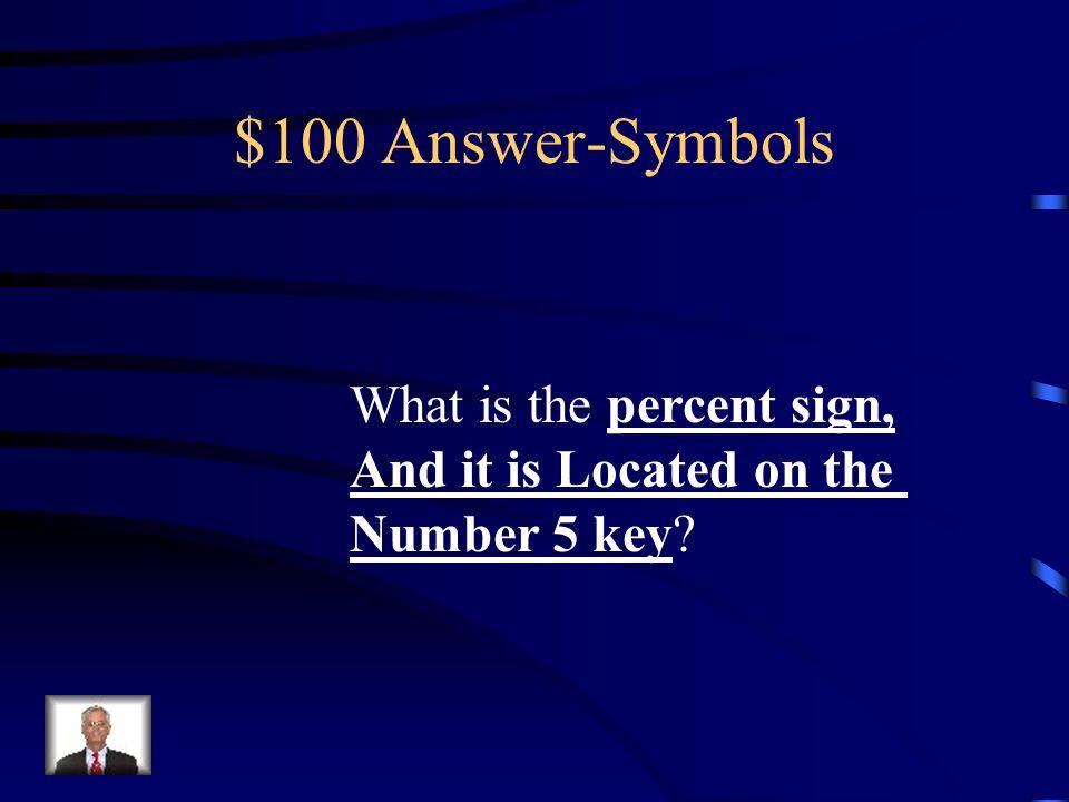 Keyboarding Jeopardy Left Handright Handgeneral 100 200 300 400