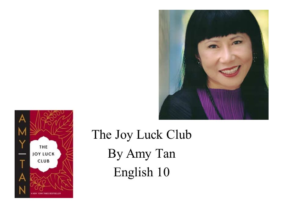 amy tan background