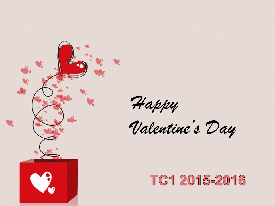 Happy Valentine S Day Work In Small Groups And In 30 Secs Try Write