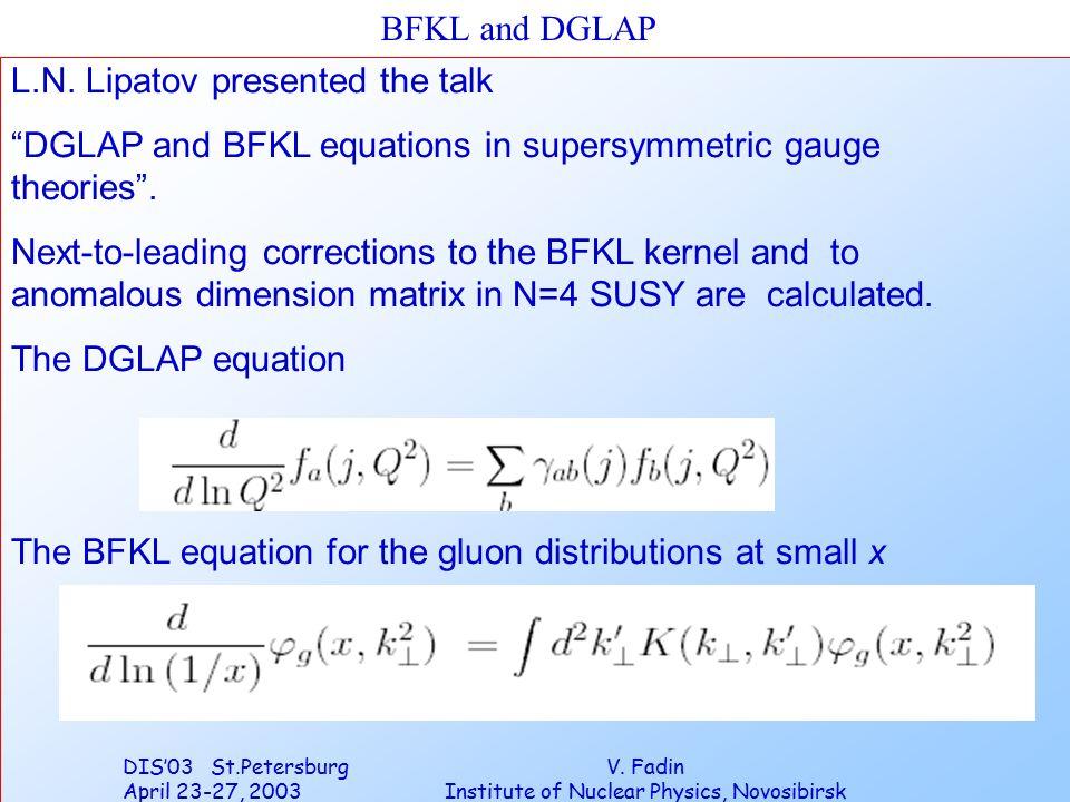 DGLAP EQUATION PDF DOWNLOAD
