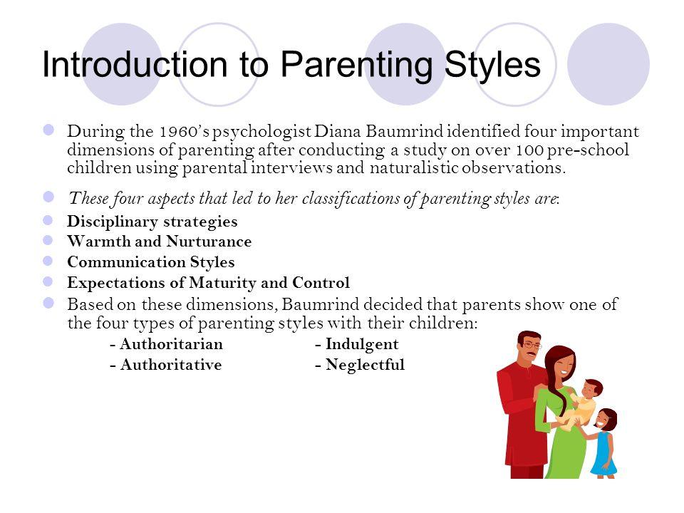 baumrind parenting