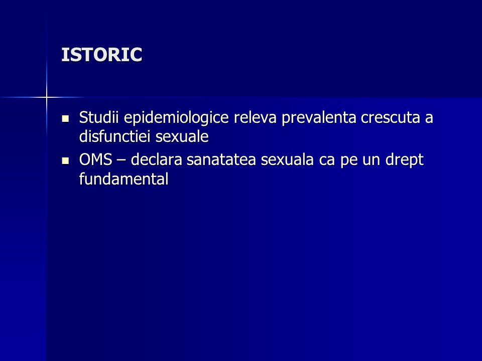 Probleme ale actului sexual