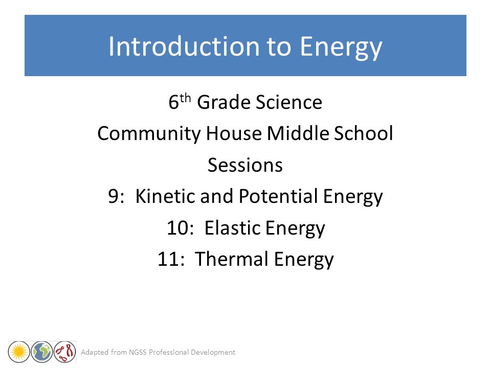 Kiic And Potential Energy Worksheet Middle School S. Introduction To Energy 6 Th Grade Science Munity House Middle. Worksheet. Kiic And Potential Energy Worksheet For 6th Grade At Mspartners.co