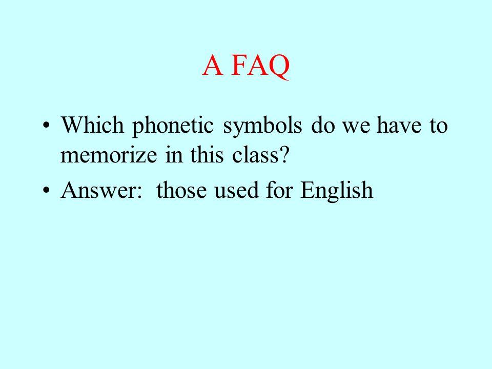 Spoken Language Phonetics Vowel Articulation Transcription Ling