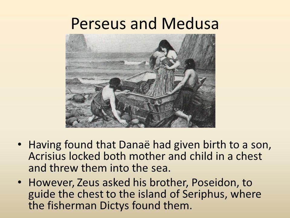 Perseus Shivani Baisiwala Janvi Chawla  Ovid's Metamorphoses