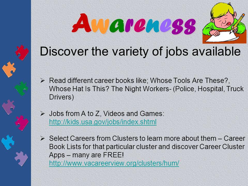 Career ChoicesCareer ChoicesCareer ChoicesCareer Choices
