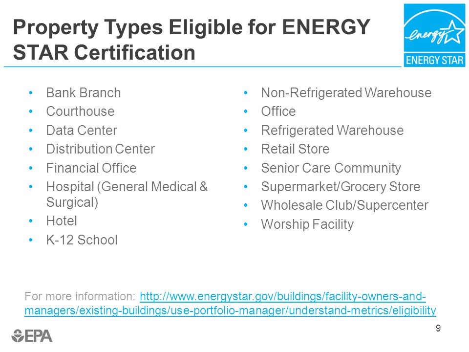 How to Apply for the ENERGY STAR ®. Learning Objectives To gain an ...
