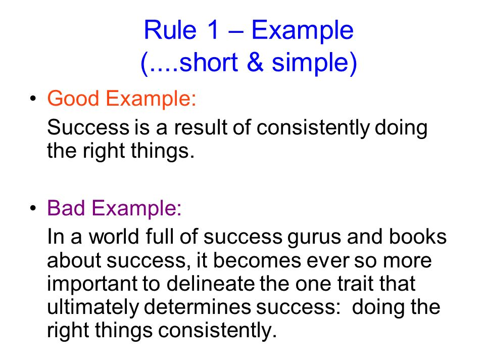 thesis statements  notes you will need to formulate a thesis  rule   example short  simple good example