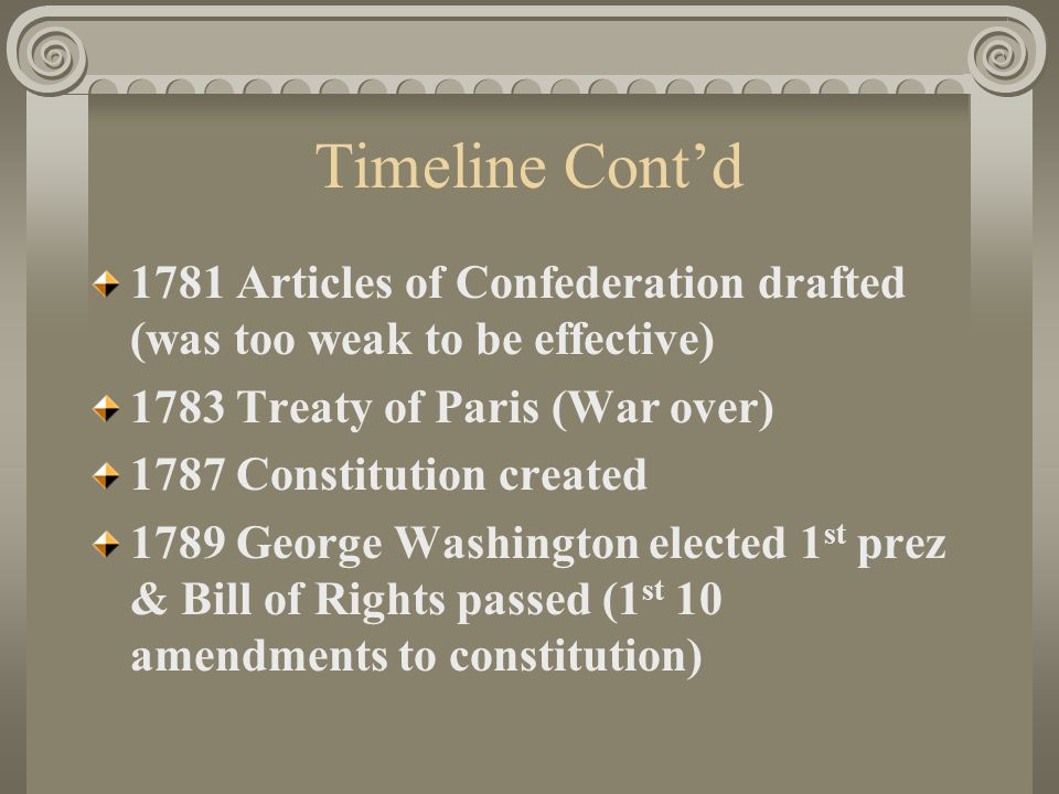 articles of confederation were effective The articles of confederation was not very effective in solving the problems that our country faced however, there were reasons for this during the time when the articles of confederation was.