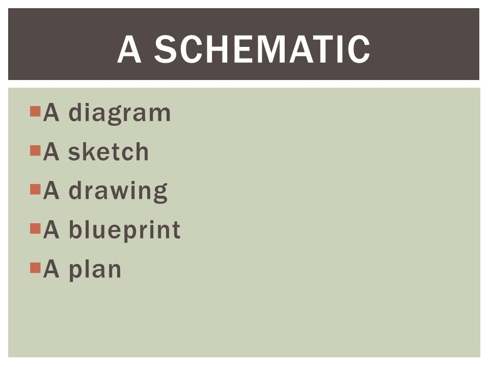 Norwood Elementary Science SCHEMATIC DIAGRAM SYMBOLS. - ppt ... on