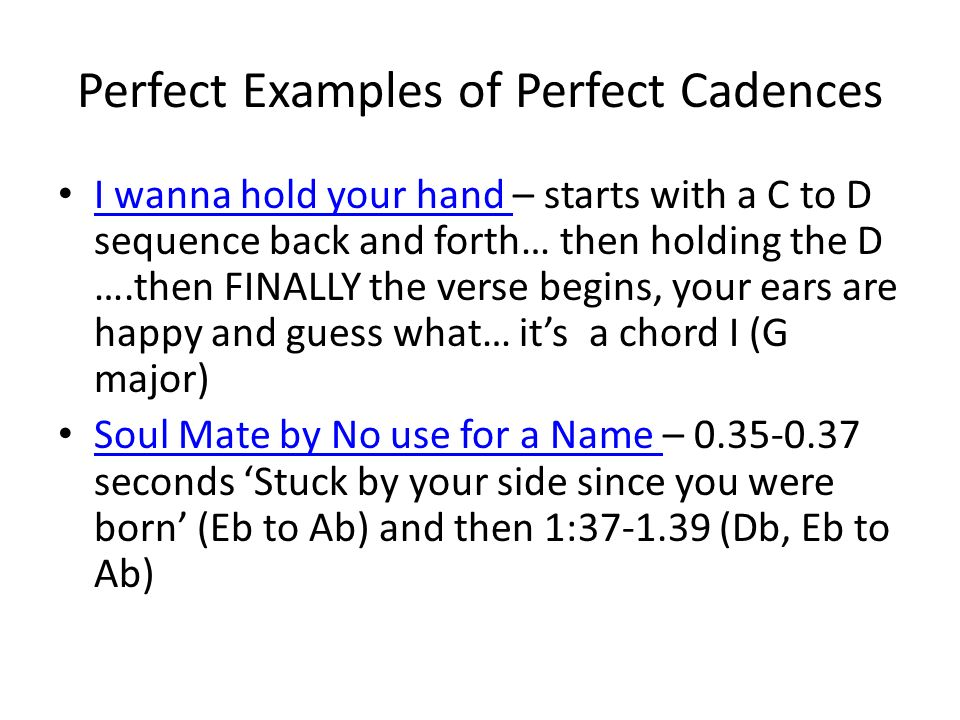 Harmony and Tonality Chords and Cadences CHORDS I and V In much ...