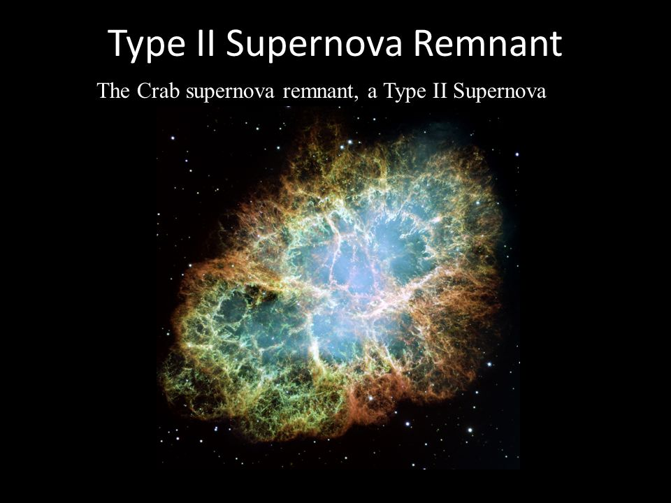 supernova type ll