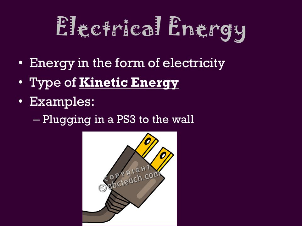 Chemical Energy Energy That Is Released During A Chemical Reaction