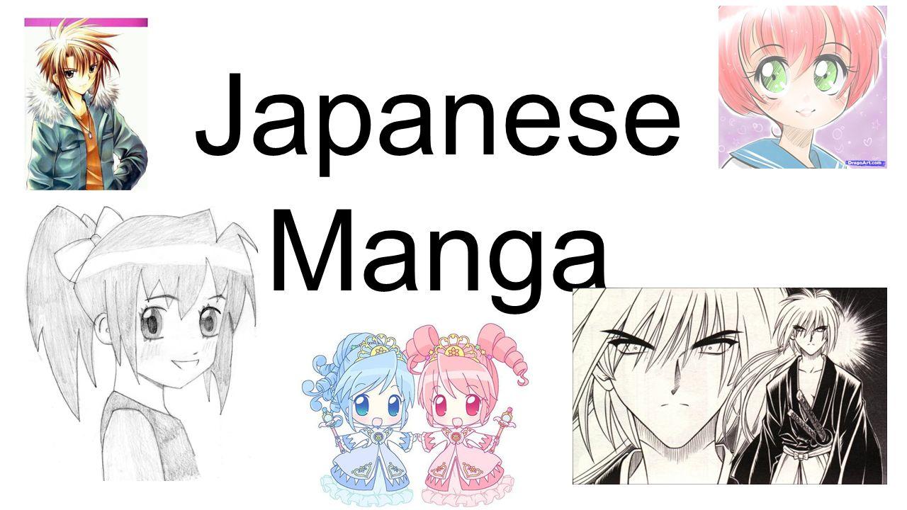 1 japanese manga