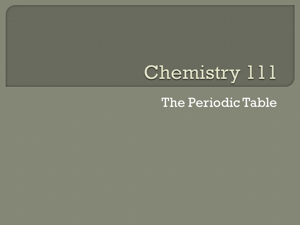 The periodic table go to page 154 complete the inquiry 1 the periodic table urtaz Gallery