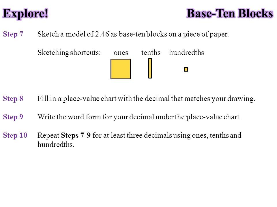 Core Focus On Decimals Fractions Place Value With Decimals Lesson