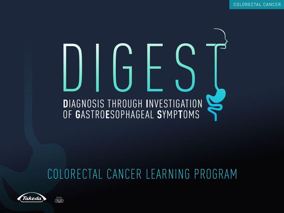 Colorectal Cancer Digest