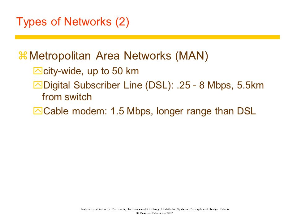 slides for chapter 3 networking and internetworking from coulouris rh slideplayer com S 131 Instructor Guide S 131 Instructor Guide
