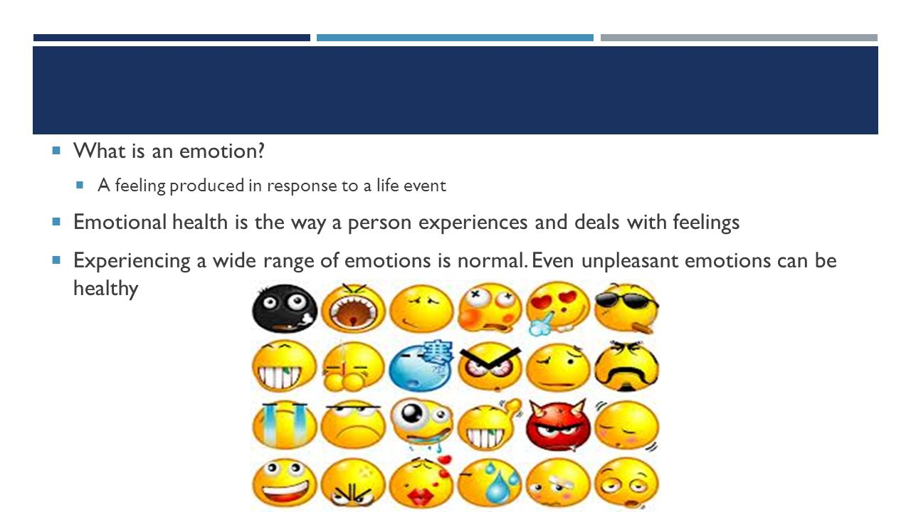 understanding and expressing emotions what is an emotion a
