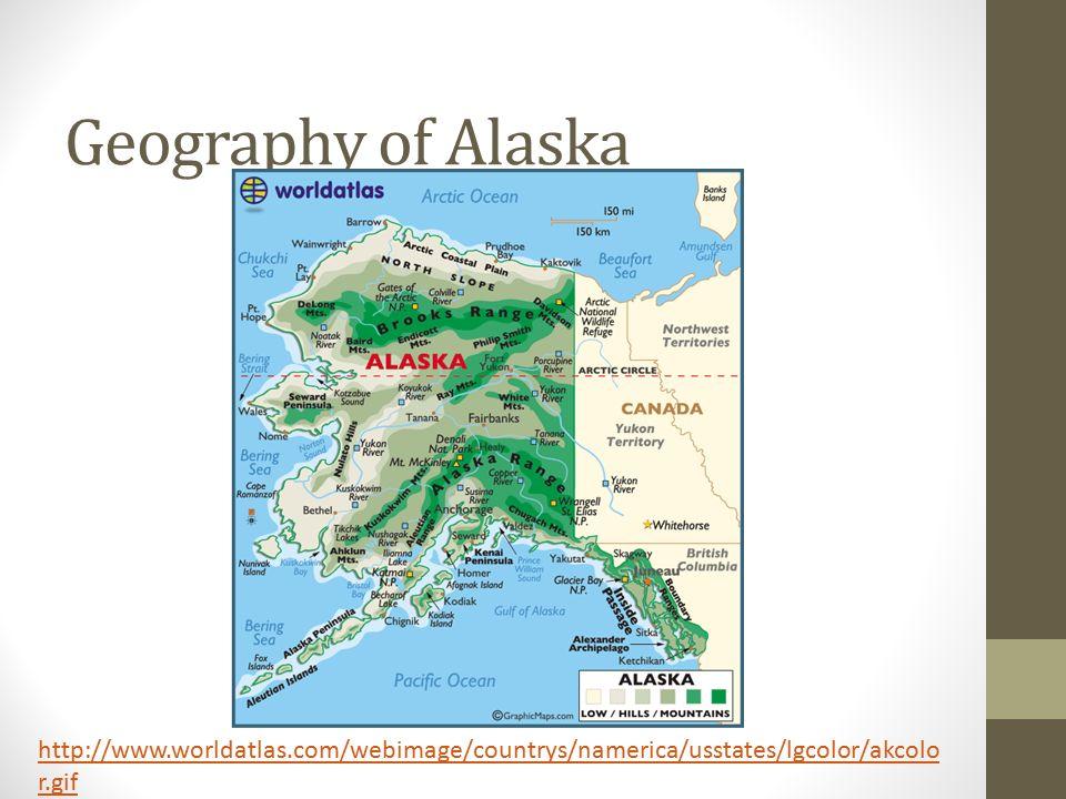 Maps Of Alaska Mapping Activity 6 Regions Of Alaska Ppt Download