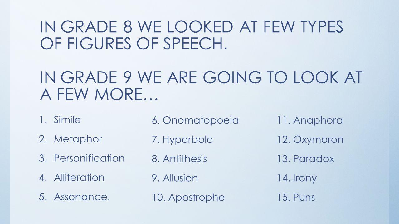 speech for grade 3
