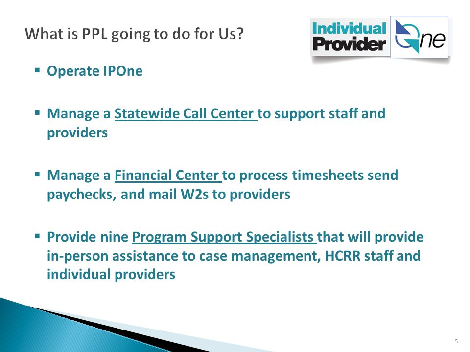 an introduction to individual providerone october ppt download