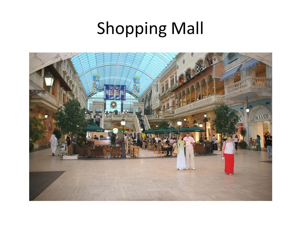 Cell Parts Analogy Shopping Mall By Cameron Patrick Ppt Download