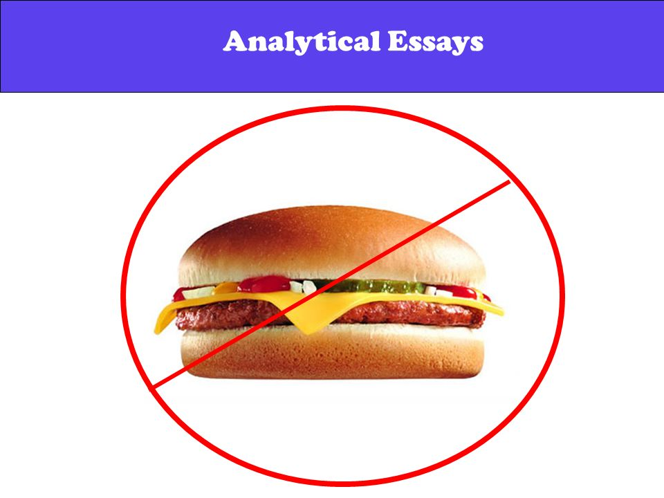 Write The Essay For Me  Analytical Essays Essay On Role Of Education also Ap Literature Essay Structure Of An Analytical Essay Introduction Body Conclusion  Deductive Reasoning Essay
