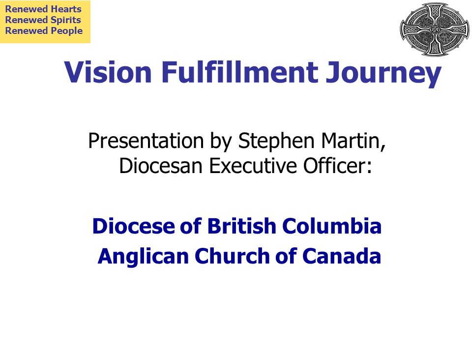 Diocese of british columbia